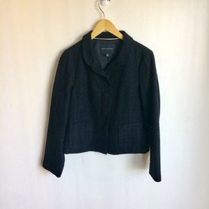 Banana Republic Black Jacket Size 10